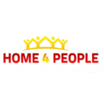 HOME 4 PEOPLE a.s. – logo společnosti