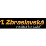 1. ZBRASLAVSKÁ REALITNÍ s.r.o. – logo společnosti