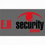 Hudlerová Eva- E.H SECURITY SYSTEM – logo společnosti