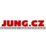 JUNG.CZ a.s. (pobočka Praha 6) – logo společnosti