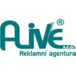 ALIVE, s.r.o. – logo společnosti