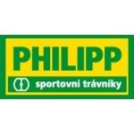 PHILIPP SPORTOVNÍ TRÁVNÍKY a.s. (pobočka Praha 6) – logo společnosti
