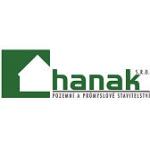 HANÁK s.r.o. pozemní a průmyslové stavitelství – logo společnosti
