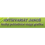 Janoš Jindřich - Antikvariát – logo společnosti