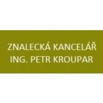 Znalecká kancelář Ing. Petr Kroupar – logo společnosti