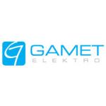 GAMET elektro, s.r.o. – logo společnosti