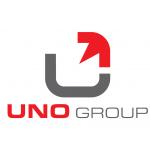 UNO PRAHA - stavební družstvo – logo společnosti