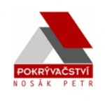 Petr Nosák- pokrývačství – logo společnosti