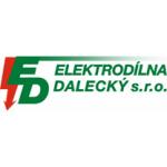 Elektrodílna Dalecký, s.r.o. – logo společnosti