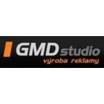 GMD studio – výroba reklamy – logo společnosti