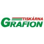 TISKÁRNA GRAFION – logo společnosti