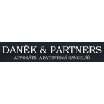 DANĚK & PARTNERS advokátní a patentová kancelář – logo společnosti