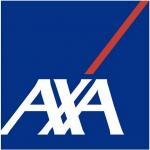 AXA Bank Europe, organizační složka – logo společnosti