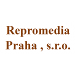Repromedia Praha , s.r.o. – logo společnosti
