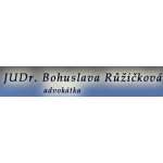 JUDr. Růžičková Bohuslava – logo společnosti