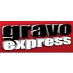 Gravírování - rytectví Praha Gravoexpress s.r.o. – logo společnosti