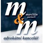 Advokátní kancelář Marčišin & partneři (pobočka Praha 1) – logo společnosti