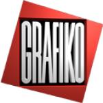 PhDr. Mojmír Hladík - GRAFIKO, obchod a reklama – logo společnosti