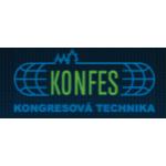 KONFES kongresová technika,s.r.o. – logo společnosti