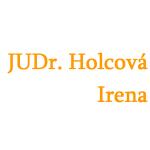 JUDr. Holcová Irena, advokátka – logo společnosti