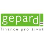 GEPARD FINANCE a.s. – logo společnosti