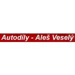 Veselý Aleš- Autodíly – logo společnosti