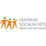 Centrum sociální péče města Ústí nad Orlicí – logo společnosti
