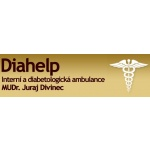 Diahelp s.r.o.- MUDr. Juraj Divinec – logo společnosti