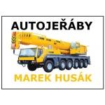Marek Husák - autojeřáby – logo společnosti