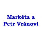 Markéta a Petr Vránovi – logo společnosti
