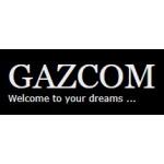 GAZCOM s.r.o. – logo společnosti