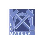 Lom Matula Hlinsko, a.s. – logo společnosti