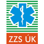 Zdravotnická záchranná služba Ústeckého kraje – logo společnosti