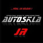 Autoskla JR - autosklo Praha – logo společnosti