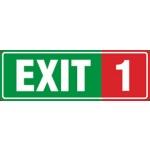 EXIT 1 s.r.o. – logo společnosti
