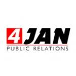 4JAN Public Relations, s.r.o. – logo společnosti
