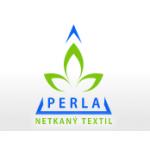 PERLA, netkaný textil, a.s. – logo společnosti