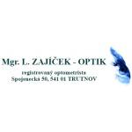 OČNÍ OPTIKA Mgr. Zajíček – logo společnosti