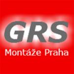 GRS Montáže Praha s.r.o. – logo společnosti
