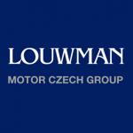 Louwman Motor Praha s.r.o. – logo společnosti