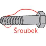 Šroubek Václav – logo společnosti