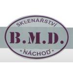 Demjanovič Michal - SKLENÁŘSTVÍ B.M.D. – logo společnosti