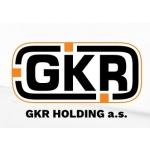 GKR HOLDING a.s. - GKR STAVBY, GKR STEEL, GKR ZAKLÁDÁNÍ, PORTFOLIO MANAGEMENT, GKR DEVELOP – logo společnosti