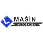Autoškola Mašín s.r.o. – logo společnosti