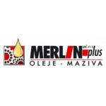 MERLIN-PLUS spol. s r.o. – logo společnosti