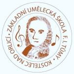 Základní umělecká škola F. I. Tůmy Kostelec nad Orlicí, Tyršova 17 – logo společnosti