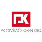 PK otvírače oken s.r.o. – logo společnosti