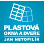 NETOPILÍK JAN-PLASTOVÁ OKNA A DVEŘE – logo společnosti