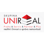 UNIREAL Plus, s.r.o. – logo společnosti