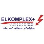 ELKOMPLEX + s.r.o. (pobočka Světlá nad Sázavou) – logo společnosti